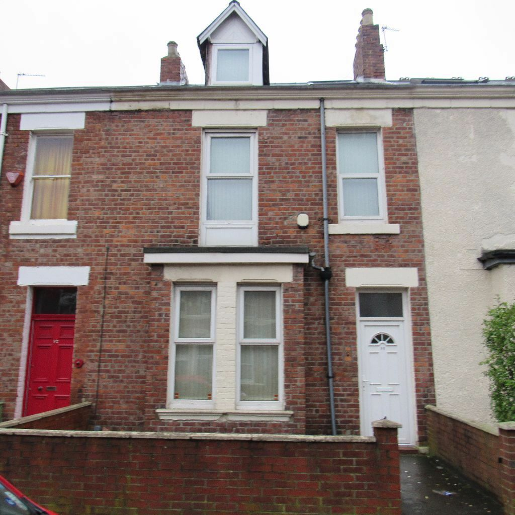 6 Bedroom House, Falmouth Road, NE6 5NT