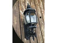 Traditional Outdoor Garden Wall Light Lantern Coach Lighting Vintage