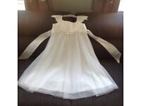 Flower girl dress - Monsoon Estella Sparkle