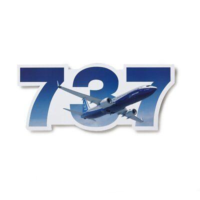 Boeing Aufkleber 737 XL Sticker