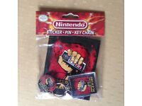 RARE Official Nintendo 'Power to the players' promo pack 2006