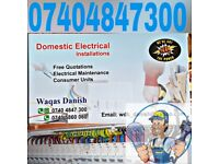 Electrician Available in Bradford and Leeds