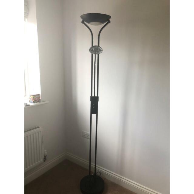 new product eaebd e67ff Black Uplighter Floor Lamp | in Andover, Hampshire | Gumtree