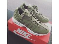 Nike air max 95 Khaki rare! Uk 9