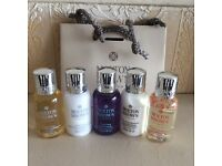 Mini Molton brown and gift bag
