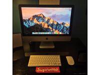 Apple iMac 21.5 inch - Late 2012 - 2.9GHz Intel Core i5 - 8GB RAMM - 1TB Storage