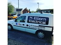 M. Elborn Electrical - NICEIC registered 17th edition electrician- All aspects of electrical work!!