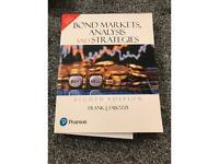 Bonds book