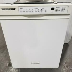 SALES EVENT ON DISHWASHER KITCHENAID MOD KUDS01ILWH3 WITH WARRANTY!