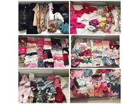 Bundle of clothes, shoes, handbags 320 pieces