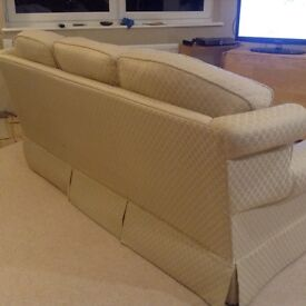 Three seater sofa ideal for students, first time renters or families. Buyer must collect.