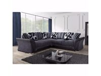 * THE BLACK FRIDAY 2017 SALE * * BRAND NEW CORNER SOFAS OR 3+2 SEATER SOFA SETS **** FREE DELIVERY *