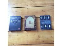 Game Of Thrones DVD's. Seasons 4,5, & 6