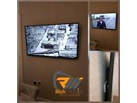 AERIAL ,CCTV, WALL MOUNT TV,WIFI AND INTERNET SOLUTIONS,