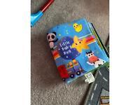 Little baby bum music book