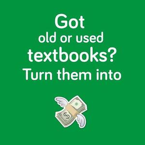 Recycle Your Textbooks And Get Cash! Fast Payment - Free Shipping!