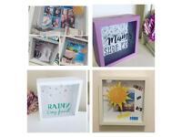 Personalised PhotoBox Savings Bank