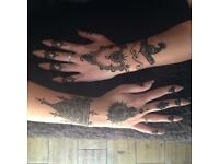 PROFESSIONAL MEHNDI/HENNA ARTIST for ALL OCASSIONS -Weddings, Parties, Festivals, Holidays and more