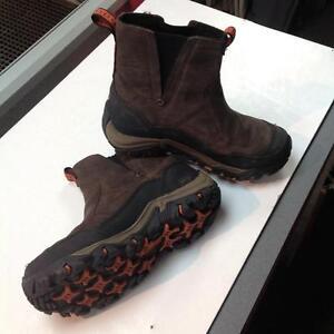Merrel Winter Boots -Men's 7.5 - brown (sku: Z14891)