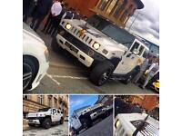 Wedding Car Hire | Prom Car Hire | Chauffeur | Bentley | Ashton Martin | H2 Hummer