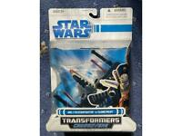 Star Wars Transformers Crossovers action Figure