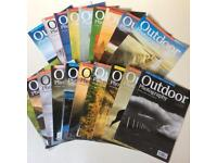 Outdoor Photography Magazines plus others