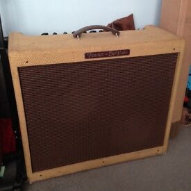 Fender Deville 2x12 Combo Early 90's