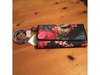 Cath Kidston Bloomsbury bouquet purse bag