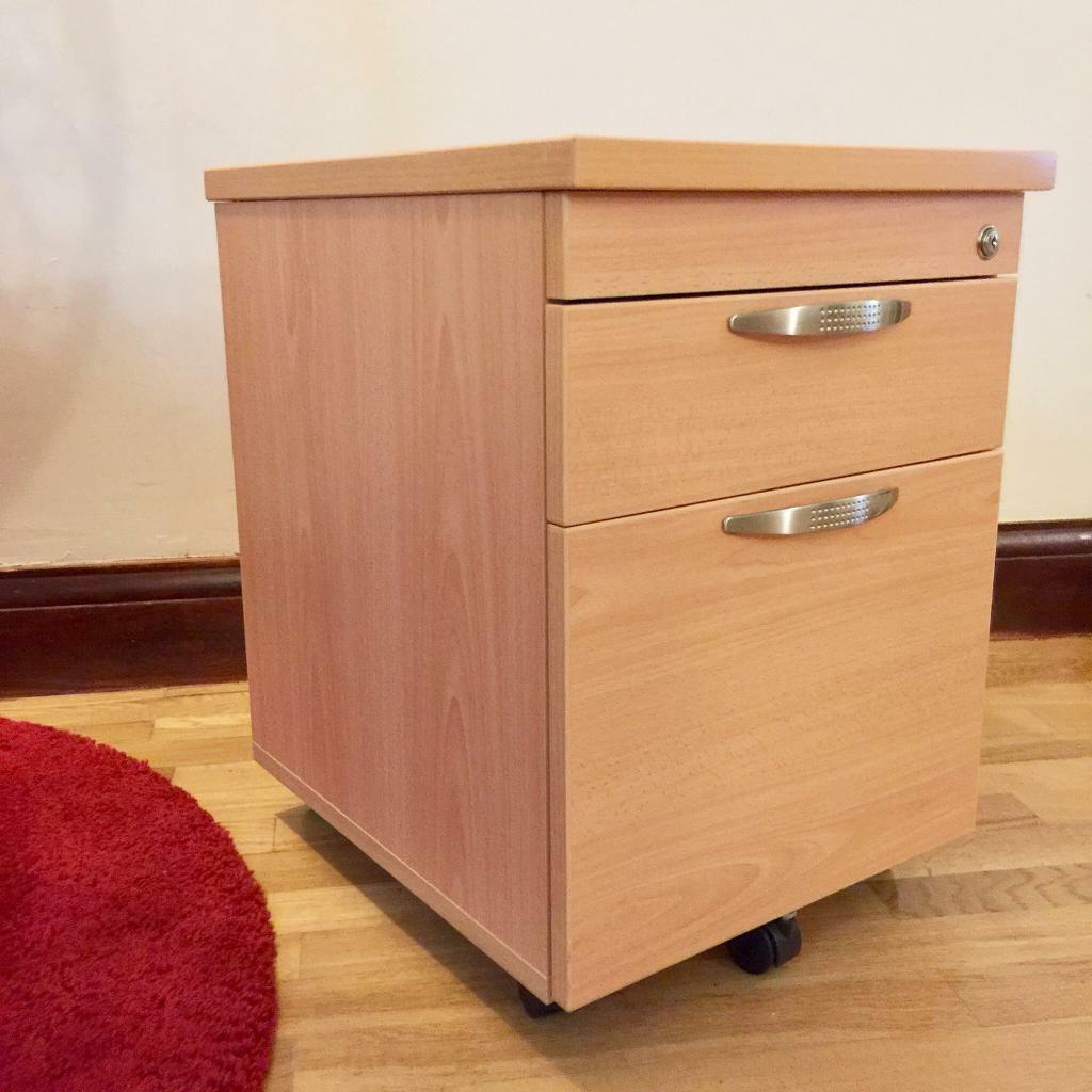 SIDE DRAWER, HEAVY DUTY & HIGH QUALITY, WOODEN, IMMACULATE!