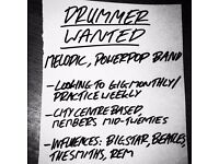 Drummer required - Smiths/Beatles/BigStar influenced band - Leeds City Centre :)