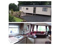 FOR SALE Rio Gold 2012 2 bed caravan at Wemyss Bay Holiday Park