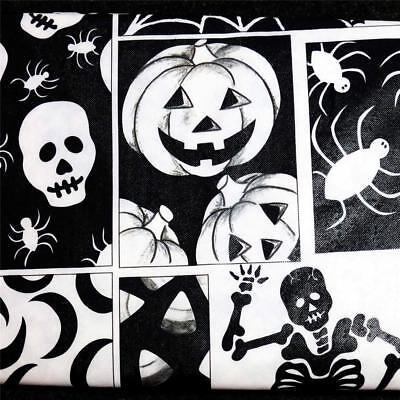 Halloween Vinyl Tablecloth (ALL SIZES~Vinyl Tablecloth~Flannel)