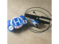 Little tikes helicopter