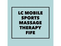 Mobile Sports Massage Fife