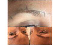 Microblading / eyelash extensions