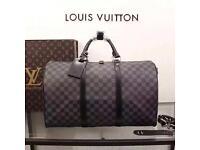 Louis Vuitton KEEPALL BANDOULIERE 55 lv designer bag £425ono