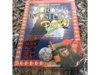 Used, Murder mystery party game(murder at the match) for sale  Falkirk