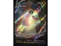 Morpeko vmax pokemon card