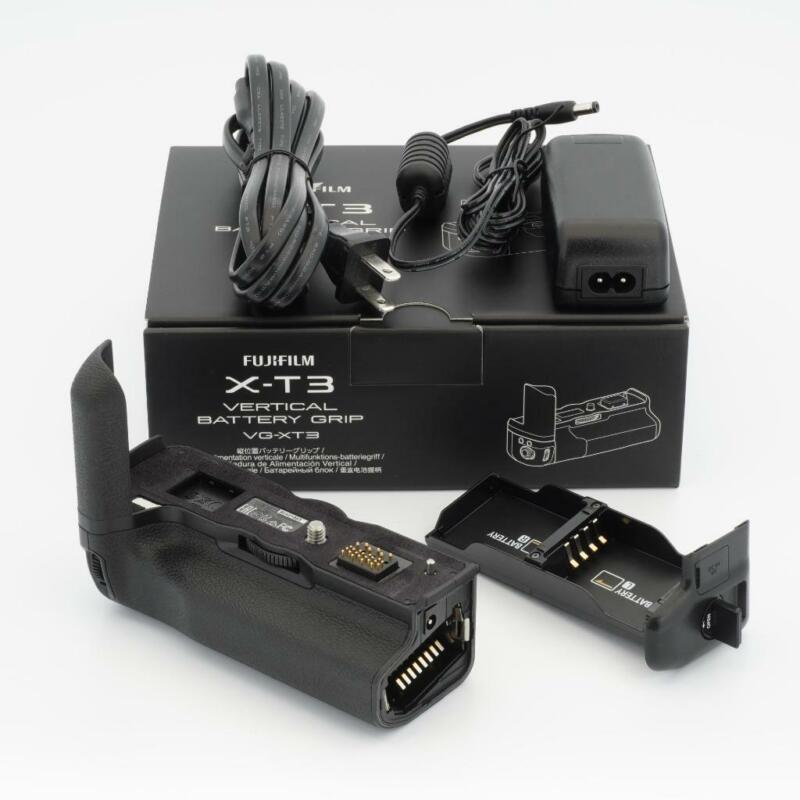 Fujifilm VG-XT3 Vertical Battery Grip for X-T3