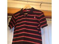 K-Swiss polo shirts