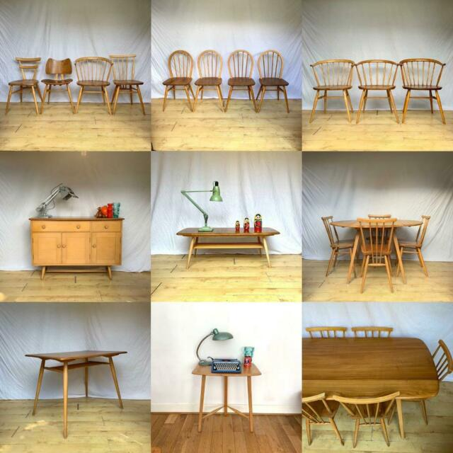 Vintage Ercol For Sale Tables Chairs Sideboard Desks Coffee Armchairs In Crystal Palace London Gumtree