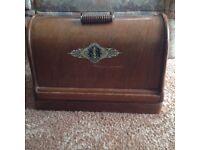 Vintage 1886 singer sewing machine