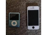 iPhone 4 & iPod Nano 3rd gen