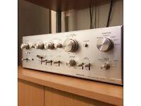 Pioneer SA-8100 Stereo Amplifier (1970s).