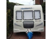 Bailey Pegasus 534 fixed bed 2010