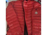 Moncler coat medium