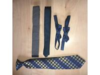 Boys formal shirts and ties