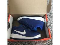 Kids Nike Trainers - Size UK 6.5, Navy Blue Boys