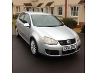 2006/56 Volkswagen Golf 2.0 gt tdi with full service history family owned