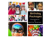 Party FACE PAINTING / SELFIE STATION *Promotional Sale*